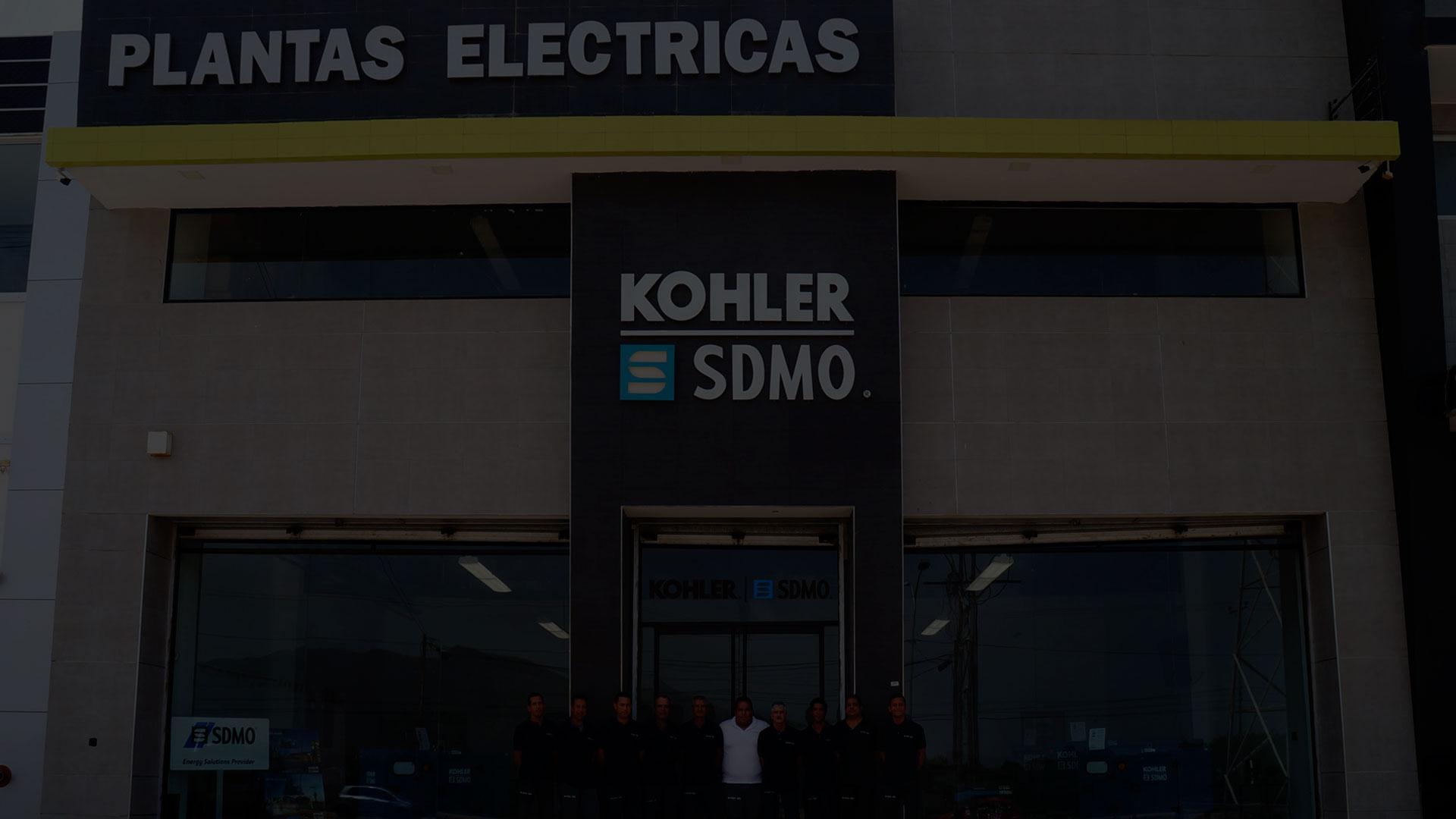 INSTALACIÓN Y SERVICIO DE PLANTAS ELÉCTRICAS